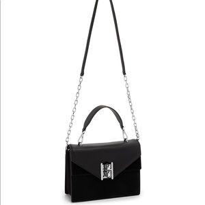 henri bendel Bags - Henri Bendel top handle calf hair Plaza satchel